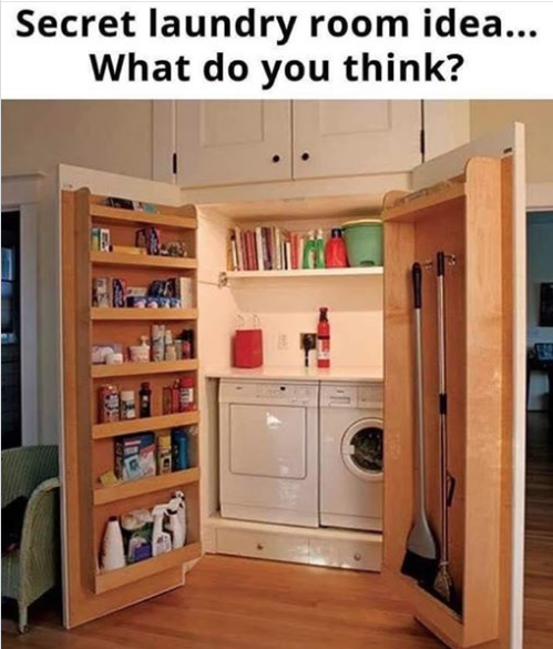 How cool is this 😍   Tag a friend who could do with this in their life 🛠️🛠️ Make your dream into reality!!  You'll find all you need at selected Expert Hardware stores nationwide!!  http://www.experthardware.ie   #asktheexperts #DIY #goals #washing #secret #mondaymotivation