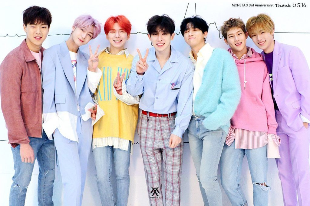 @OfficialMonstaX ♥ 7 ♥   ♥ 7 ♥  ♥ 7 ♥   ♥ 7 ♥   ♥ 7 ♥   ♥ 7 ♥   ♥ 7 ♥   ♥ 7 ♥   ♥ 7 ♥   ♥ 7 ♥   ♥ 7 ♥   ♥ 7 ♥   ♥ 7 ♥   ♥ 7 ♥   ♥ 7 ♥   ♥ 7 ♥   #SevenIsTheHappiestNumber #monstax #MONBEBE  @OfficialMonstaX @STARSHIPent @STARSHIP_STAFF @Epic_Records @eshygazit