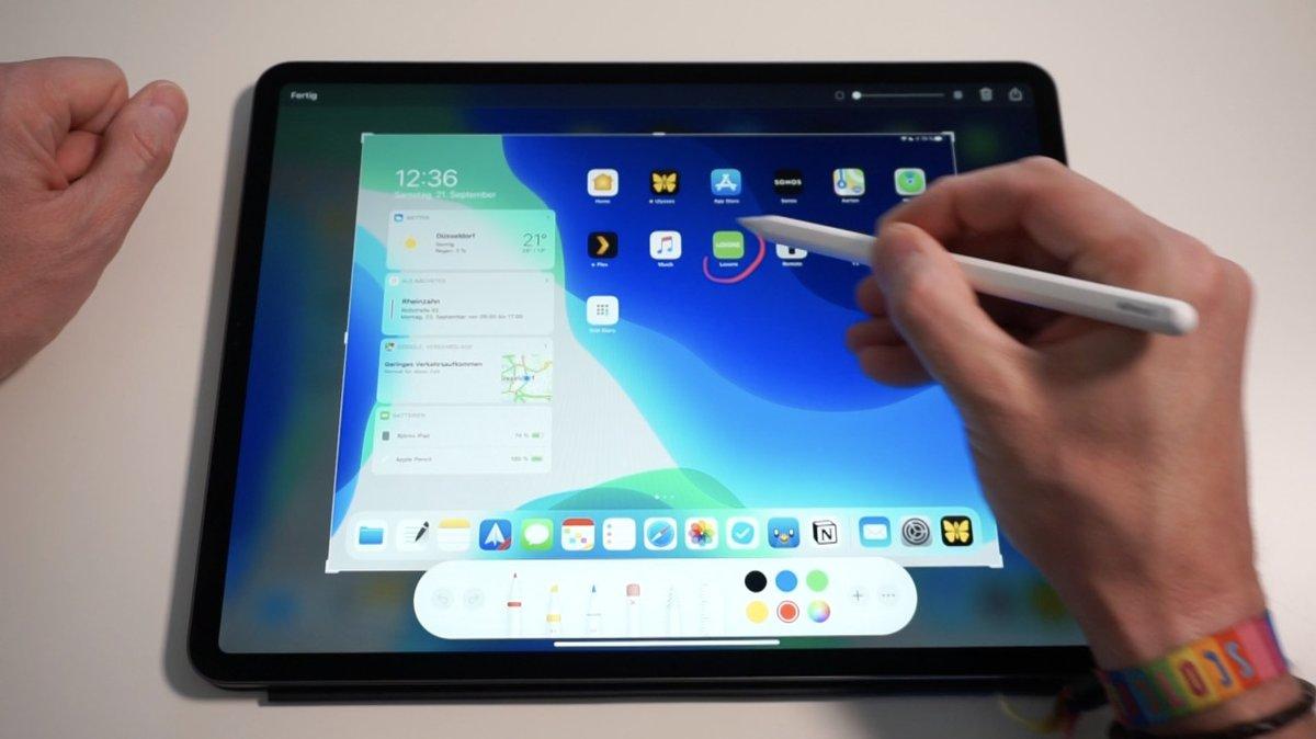 iPadOS: Neue Tricks mit dem Apple Pencil (Screenshots) https://bjoernbobach.de/ipados-neue-tricks-mit-dem-apple-pencil-screenshots/… #applepencil #ipad #ipados #apple #screenshots #tricks #tutorial