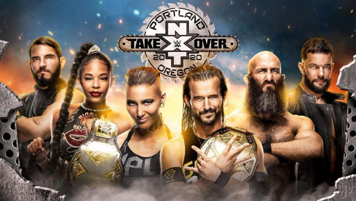 #NXTTakeOverPortland 2020 | My Coherent Review. #NXTakeOver #NXTPortland #NXT #prowrestling #wrestling #WrestlingTwitter #WrestlingCommunity #WritingCommunity. ⬇️⬇️⬇️http://bit.ly/3228exg