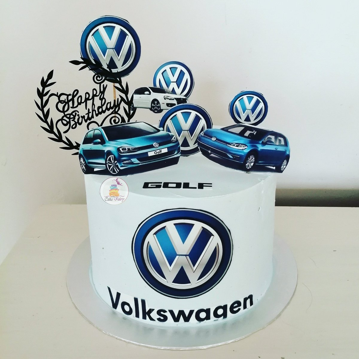 The Cake Fairy Mw On Twitter Happy New Week Guys Volkswagen Waystoappreciateyourman Thecakefairymw Call Or Whatsapp 0995193492 0881139922 For Customised Theme Cakes Https T Co Ggaogwkij0