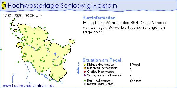 #Pegel #SchleswigHolstein: Aktuelle #Hochwasser-Info liegt vor! Mehr unter https://www.umweltdaten.landsh.de/public/hsi/pic.twitter.com/RRjovtN3xd