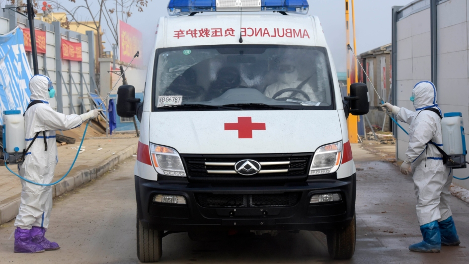 Cured Coronavirus Patients Donate Plasma to Save Infected People  https://t.co/SM7llE8BzA  (Pic Credit: Fan Xianhai/Xinhua/IANS) https://t.co/ql3MM7Ftfp