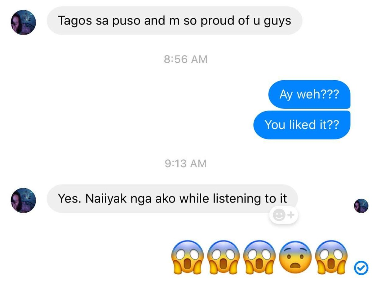 There's nothing more fulfilling than touching someone's heart and move them somehow 😭😍.Watch out for our next episode TODAY 5PM mga kaibigan.#ItsTheRoundTable #Podcast #podcastph #podcasters #valentinesday2020 #openletter #inspirationalquotes #lifegoals #careergoals