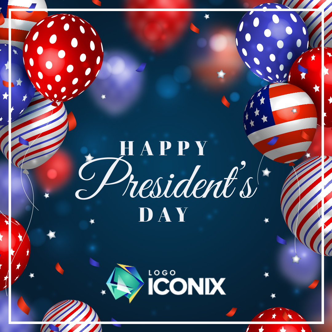 Enjoy this Monday In giving an honor to all the greatest presidents of United States Of America #LogoIconix #USA #Monday #PresidentsDay #LogoDesign #Designpic.twitter.com/Jw7wouZ87I