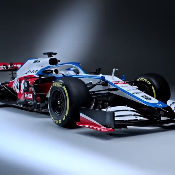 Introducing the FW43 🥊  #WeAreWilliams #WeAreRacing #WeAreFighting