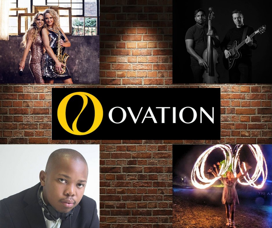 @ovationsouthafrica @ovationsa We provide the best #entertainers in south Africa. #Ovationsa #celebrity#news #entertainer #tv #liveentertainment #dancers #talent #entertainment #music #comedy #media #artist #dance  #events #dj #singer #show #radio #photography #actor #livemusic