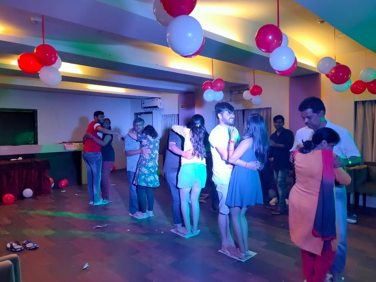 These lovely couples celebrated Valentine's Day with lots of fun activities at Country Club - Kovalam. We're glad that they had such a wonderful evening with us. #ValentinesDayCelebrations #DayOfLove