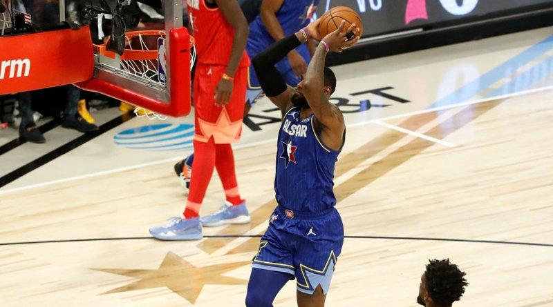 #NBAAllStar