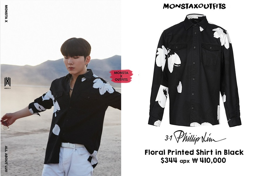 Kihyun X 3-1 Phillip Lim 200214 #Allaboutluv Album Photo Concept  🛍️ 품절 Sold Out  #몬스타엑스 #MONSTAX #기현 #Kihyun #MX_O_KH #キヒョン @OfficialMonstaX