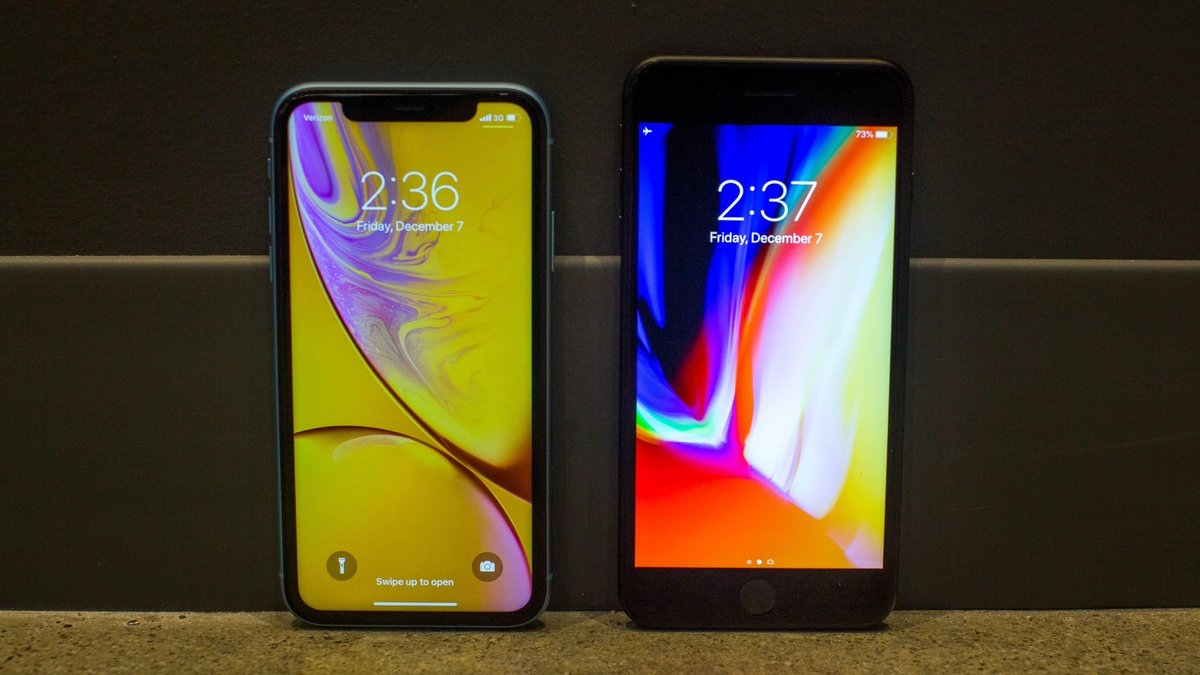 iPhone XR vs. iPhone 8 Plus specs: Which iPhone should you buy? http://dlvr.it/RQ9w0y pic.twitter.com/EP6ncZlTDL