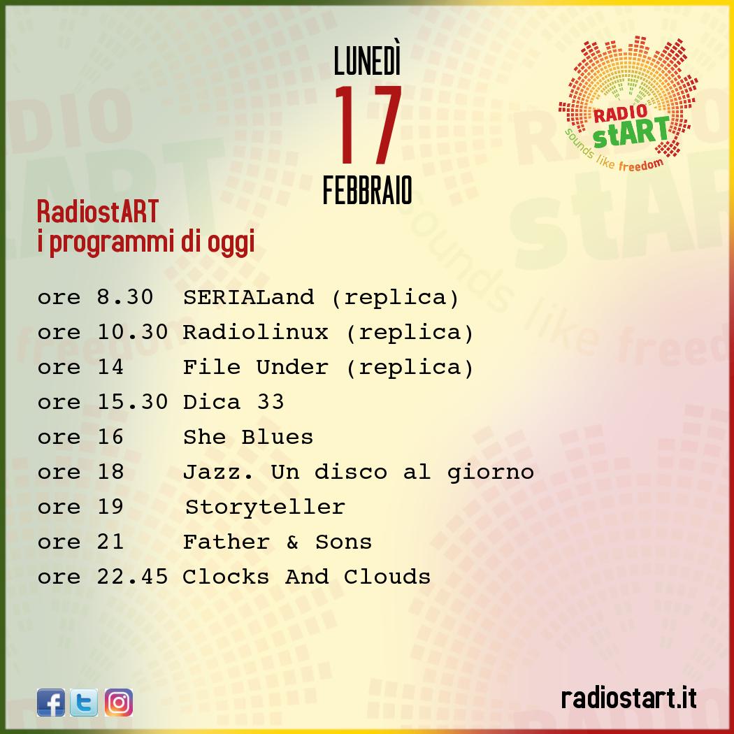 #17febbraio