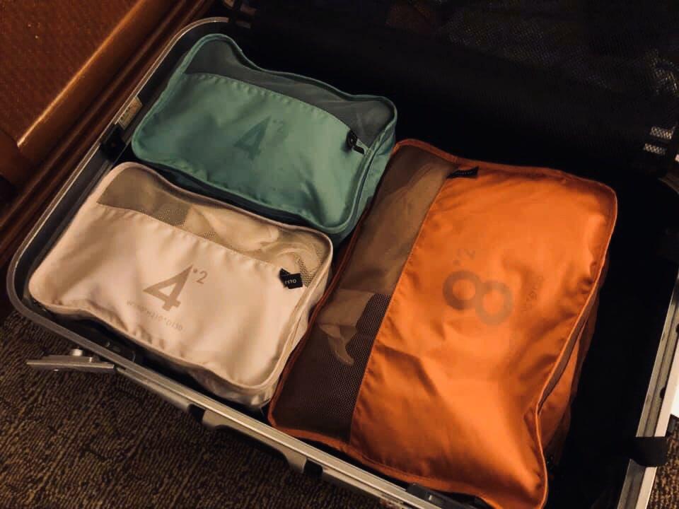 28年間、スーツケースの中身を整理するくらいなら裸で行った方がマシじゃ!と豪語し、旅行先であれを失くすわこれを忘れるわのどこに出しても恥ずかしい私が、MILESTOのパッキングオーガナイザー買ってからはウッキウキで整理するようになったから、片付けするくらいなら舌噛む族は買ってほしい。