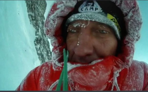 #BroadPeak & #K2 winter expedition 2020:   #DenisUrubko caught in a sudden #avalanche and fall at 100m down  Now, Denis is in BC!! Alive!  https://t.co/MX2Unq4oog  #BPK2winter #K2 #winterexpedition https://t.co/d1oqYo4Fu4