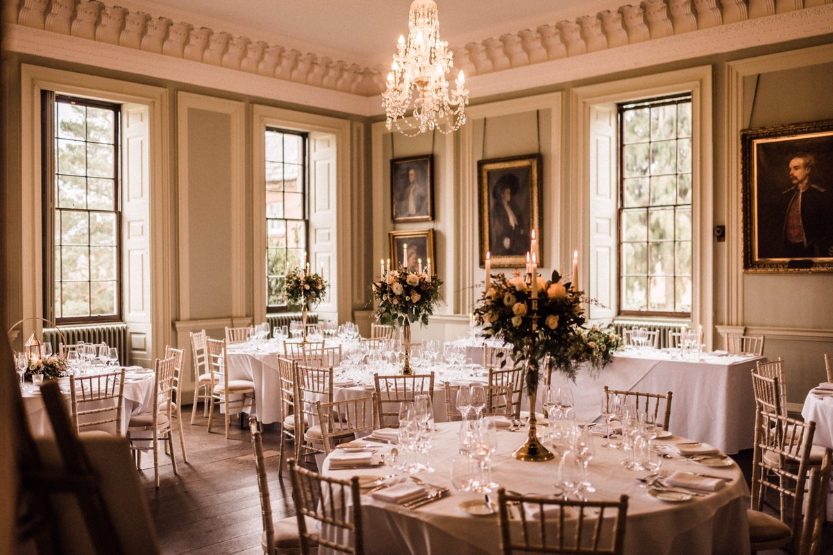 WEDDING FLORALS...We always love seeing the Dining Room full of stunning florals. We are pleased to confirm that Ginger Lily Florist will be back on Sunday. Come along & discuss all things wedding flowers!   #weddingflorals #thediningroom #countryhousewedding #bridetobe #flowerspic.twitter.com/xP790afqfw