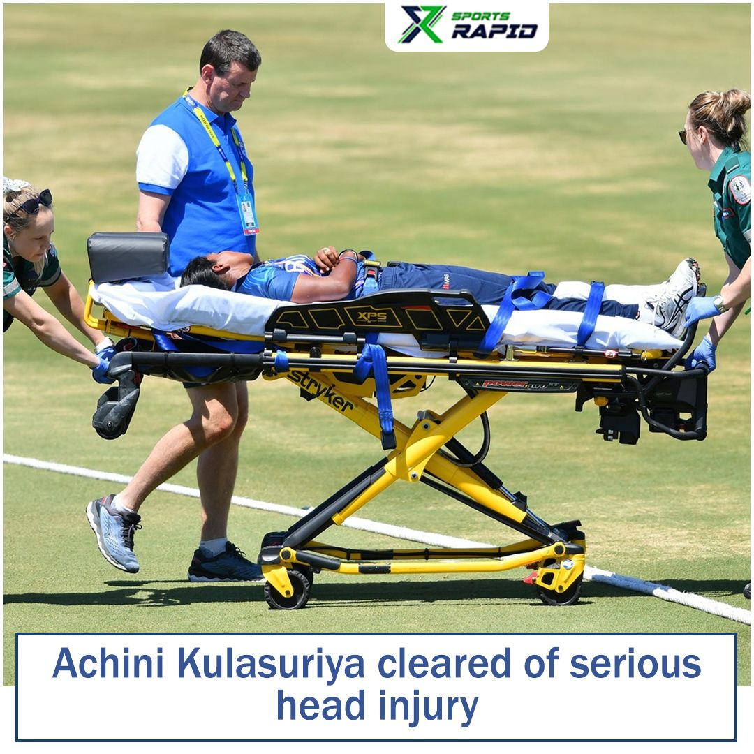 Kulasuriya was hit flush on the top of her skull when she misjudged a skied catch from Proteas power-hitter Chloe Tryon.#southafricacricket #cricket #viratkohli #southafrica #westindies #dream #englandcricket #cricketaustralia #ashes #westindiescricket #proteas #icc