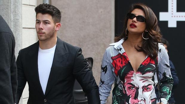 Priyanka Chopra sizzled in Italy with her hunky hubby Nick Jonas. http://hollywood.li/S8WFsVepic.twitter.com/VpxdfnhSJd
