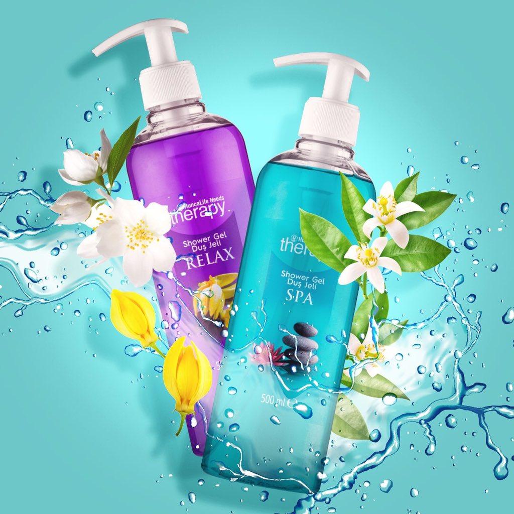 Needs Theraphy duş jellerinden senin tercihin hangisinden yana? Yasemin Çiçeği için 💜, Portakal Çiçeği için 💙 bırak.