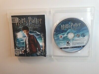 Harry Potter and the Half-Blood Prince - Playstation 3 Game CIB - PS3 http://dlvr.it/RQB1CH #gaming #gamer #Canadapic.twitter.com/qfhD4qvLA3