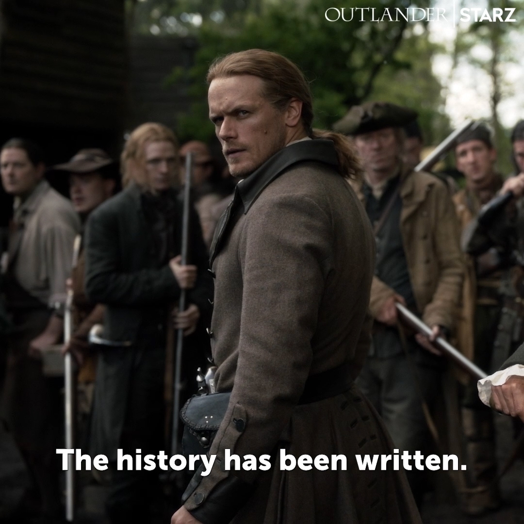 Replying to @Outlander_STARZ: There's so much more to come. #Outlander