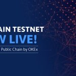 Image for the Tweet beginning: #OKChain: Excited about #DeFi &