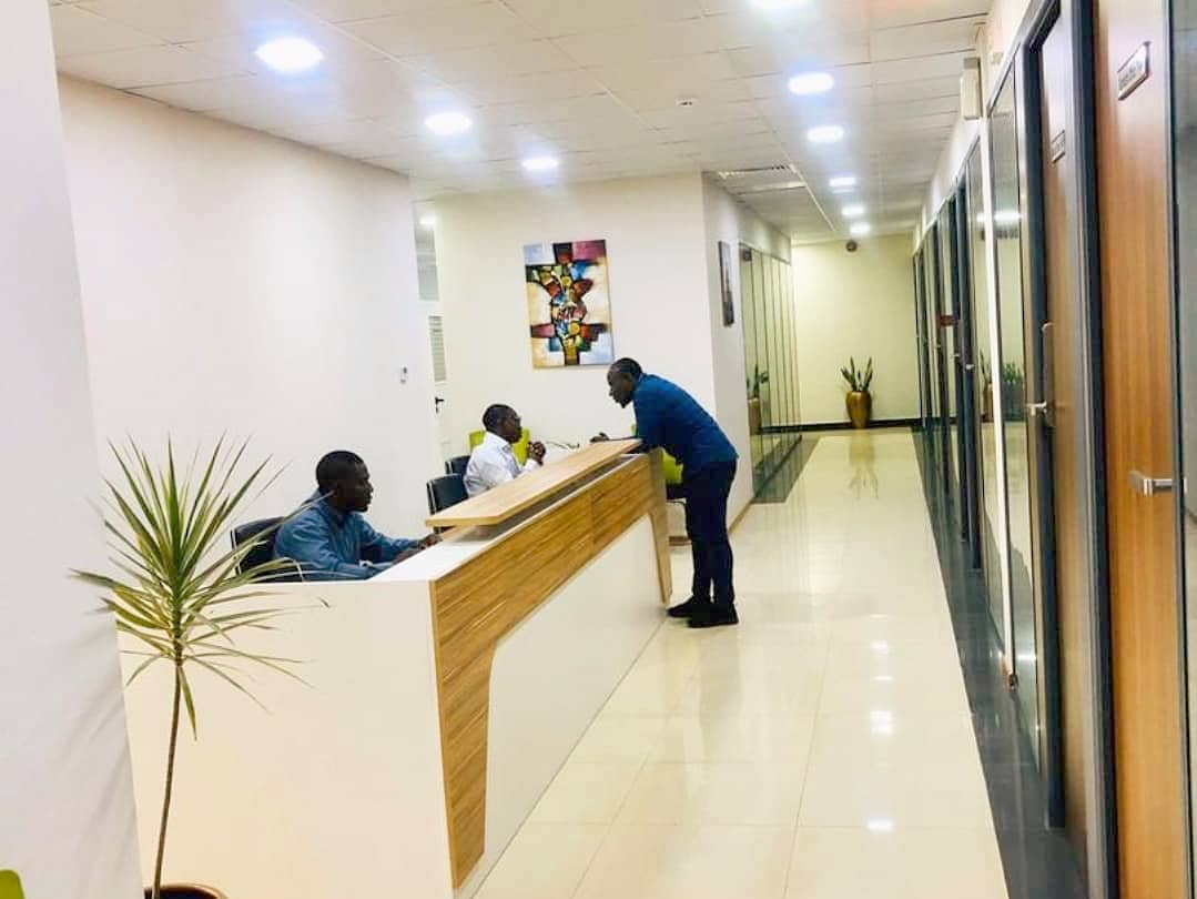 Work and Connect wishes you a week filled with productivity and new insights. This can be easily achieved while working from any of our workstations. Come by for a free tour of our facility. #coworking #workspace #virtualoffice #innovation #incubation #skills #entrepreneur #tech