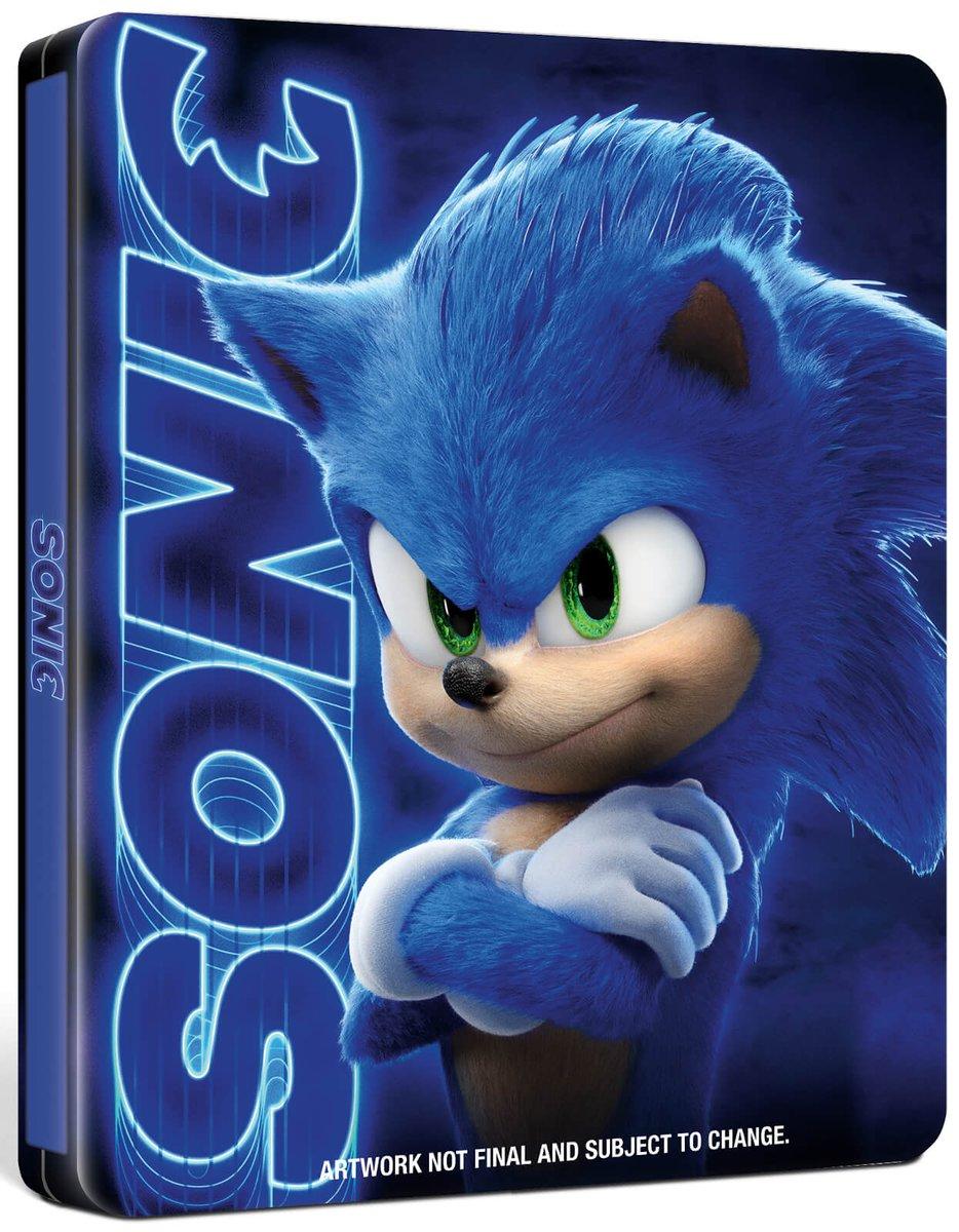 Ultra Hd Blu Ray On Twitter Sonic The Hedgehog 4k Ultra Hd Blu Ray Steelbook Edition Https T Co Mom8fmwt2t