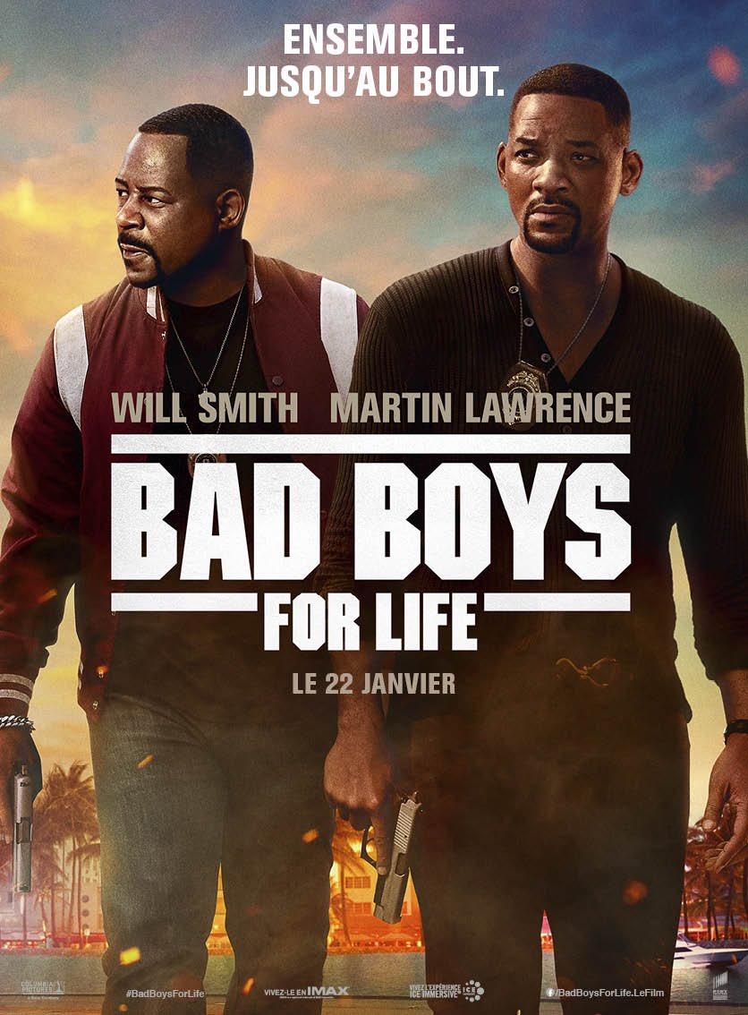 C'etait notre sortie ciné de la semaine derniére. C'est mon mec qui est fan. Ba franchement j'ai bien kiffé aussi ! #avisfilm #badboys4life #badboys3 pic.twitter.com/JQxA4747Zj