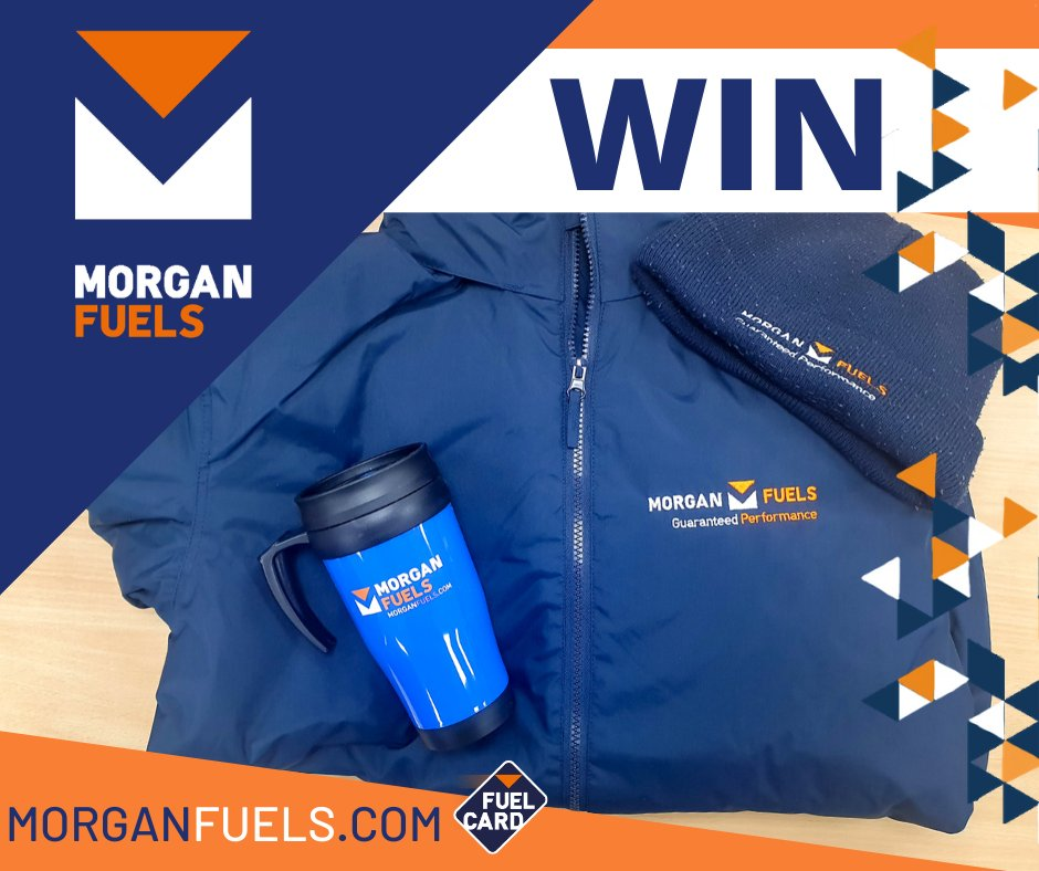 Today is Random Act of Kindness day! We want to give one lucky person the chance to WIN a Morgan Fuels Coat, Beanie Hat and Thermal Mug.Everything to keep you toasty on the road. 🚚😃 To enter simply like and retweet this! Winner announced 27th Feb! Good luck 🤞 #morganfuels https://t.co/kEG8OnCgVJ