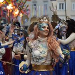 Image for the Tweet beginning: Carnival season is in full