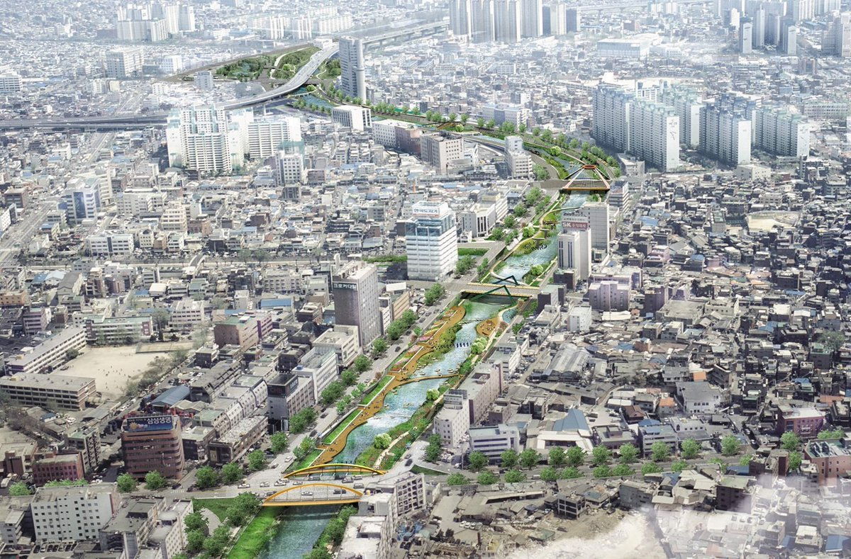 How can #SmartCities help address challenges that come with rapid urbanization? Here are some lessons from Seoul, Korea  http://wrld.bg/AxqG50ymTdI #KoreaInnovationWeek