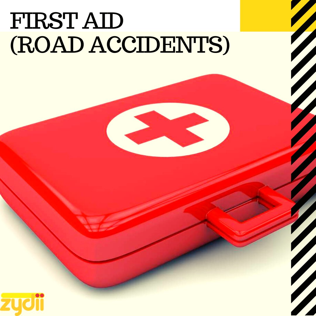 Would you know what to do in a #car #accident? According to previous research,road accidents are the leading cause of death. This short course #teaches you the #basic #first #aid #skills to apply during an emergency. Click to learn http://bit.ly/2EvBh1q