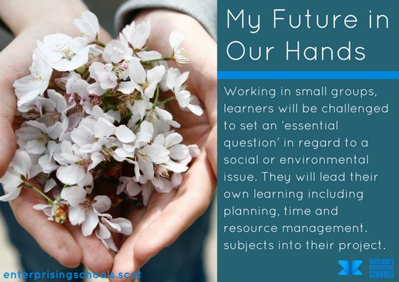 Looking to take on a social, community or environmental issue in your classroom? Try out our 'My Future in Our Hands' resource!  Download for free, here: http://bit.ly/2VwfQHv  #PupilLeadership #DYW #Skills