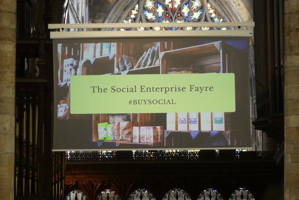 ---SAVE THE DATE--- Due to its success last year, The Social Enterprise Fayre is returning to Hull Minster this Spring on Friday 17th April - read about last year's event here: https://droppoint.org/newsletter7pic.twitter.com/66gcBwX6SX