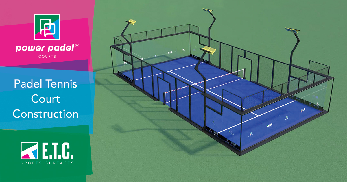 We supply the only padel court in the UK that can be lifted and stored easily to fit around your main court schedule. Plus, installation requires minimal groundworks.  To find out more visit http://www.etcsports.co.uk/sports/padel-court-construction/…  #sports #surfaces #padel #tennis #court #trypadel #padeltennis pic.twitter.com/iLTtgCpPYa