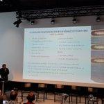 Image for the Tweet beginning: Markku Nieminen @HyvinkaaCity jakoi tehokkaaksi