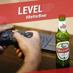Level up to a better beer... 😉🎮🍻 #BetterBeer #Gamer