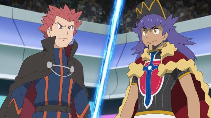 Lance vs Lionel Capitulo 12 anime
