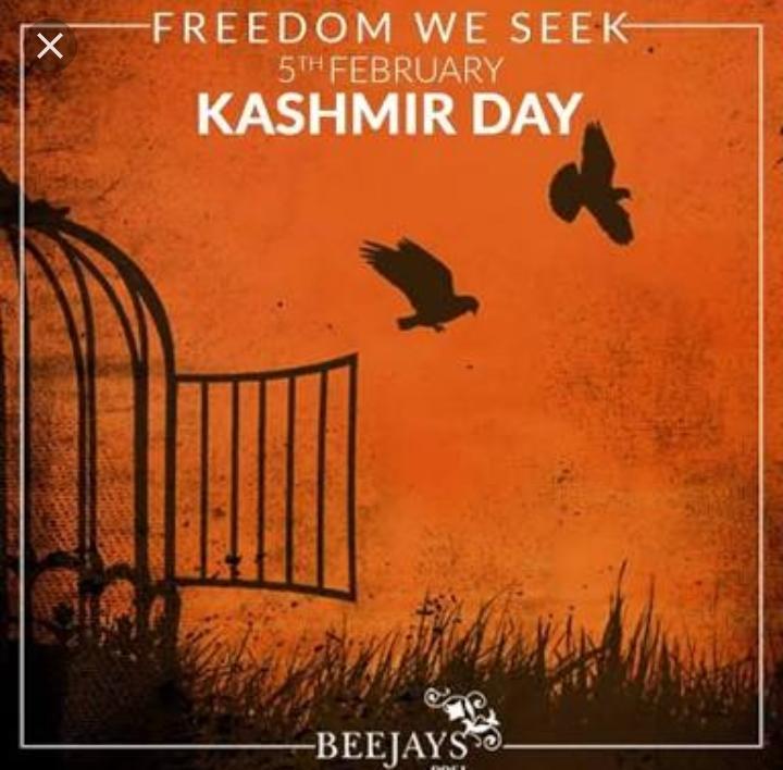 5 February #KashmirSolidarityDay
