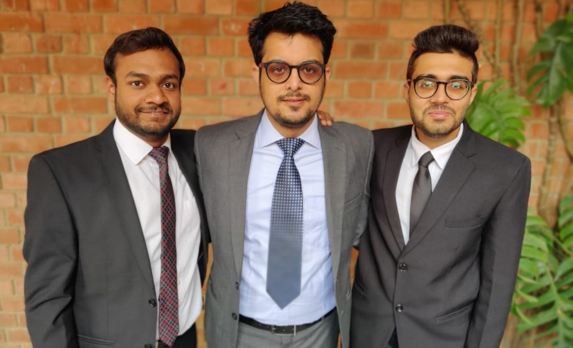 We congratulate Harshit Virmani, Harshul Jain and Karan Arora for being adjudged as the National Finalists of Accuracy Business Cup by Accuracy.   We wish them success for the final round of the competition.   #MDI #MDIGurgaon #accuracy #bschool #competitions