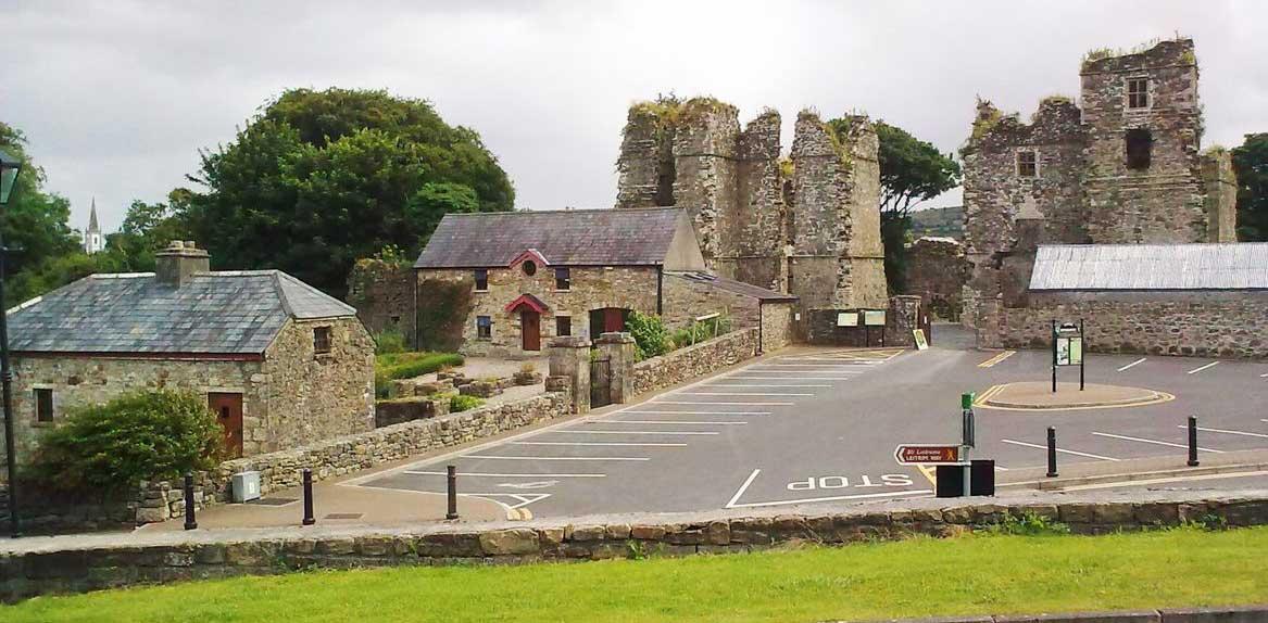 Athlone Castle - Wikipedia