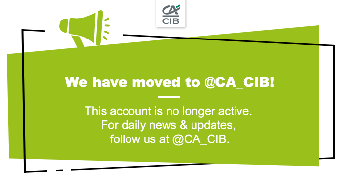 This account is no longer active. To keep seeing our daily news & updates, follow us at @CA_CIB! https://t.co/fegkUgCX0w