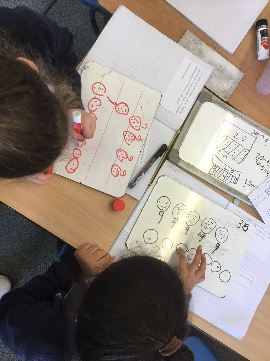 test Twitter Media - Teamwork makes the dream work! We are working together to solve our division problems. We are using the bar model and the drawing method to support our understanding! #gorseymaths https://t.co/j0eGatoliZ