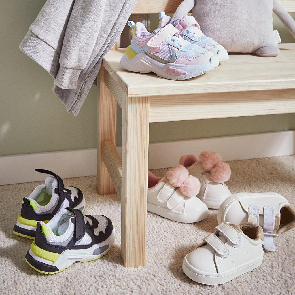 Pretty pastels and lovely details for baby's first...