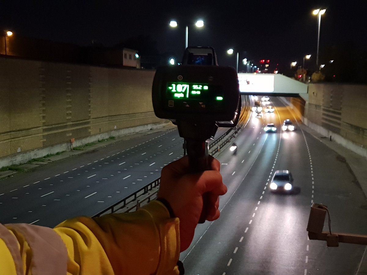 After rise in fatal collisions a year ago @MPSRTPC started Op targeting #A12 #London enforcing ➖1024 Speeding (13 100mph+) ➖43 🚘 seized no insurance ➖23 arrests drink/drug driving Delighted 'no fatal collisions'. Op has influenced approach on other key roads #A10 #A13 & #A24