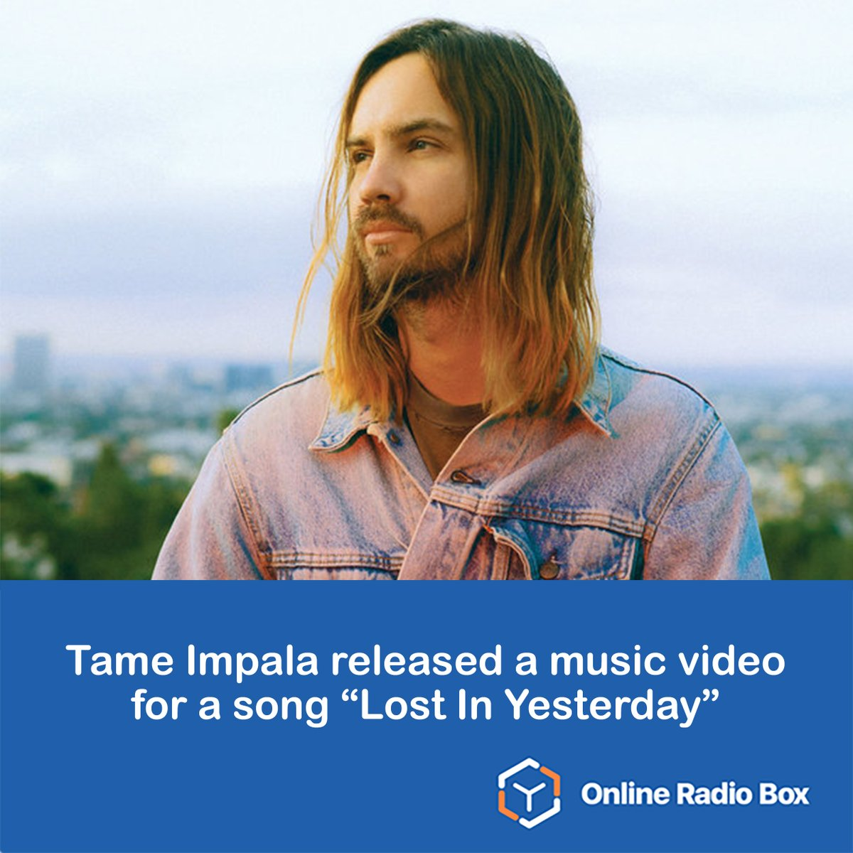 The release of the new album #TheSlowRush #TameImpala has scheduled for Feb 14. Fans can now enjoy the video for the previously released song #LostInYesterday:   Listen TAME IMPALA at #onlineradiobox   #musicnews #onlineradio #radio