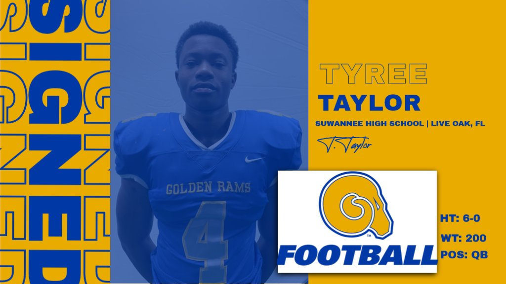 Welcome to the RAMily Tyree Taylor!  #NSD20 #BanyBuilt20 https://t.co/RtKOHHZ9Xk