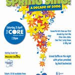 Image for the Tweet beginning: Our #charity SPRING SING! celebrates
