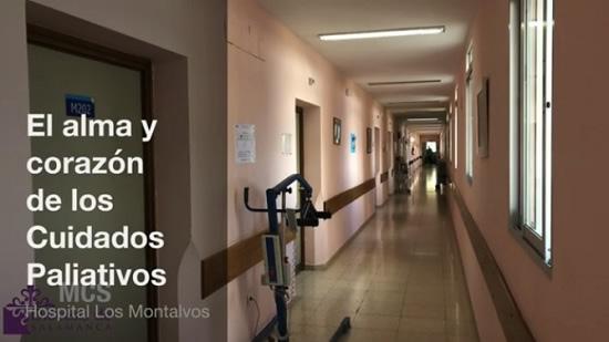 Reportaje sobre la atención en la Unidad de Cuidados Paliativos del Hospital Los Montalvos de Salamanca... EQB3wPFXsAAh7A9?format=jpg&name=small