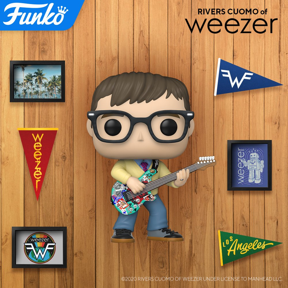 Replying to @Weezer: Everyone needs a little @RiversCuomo in their life. @OriginalFunko coming soon